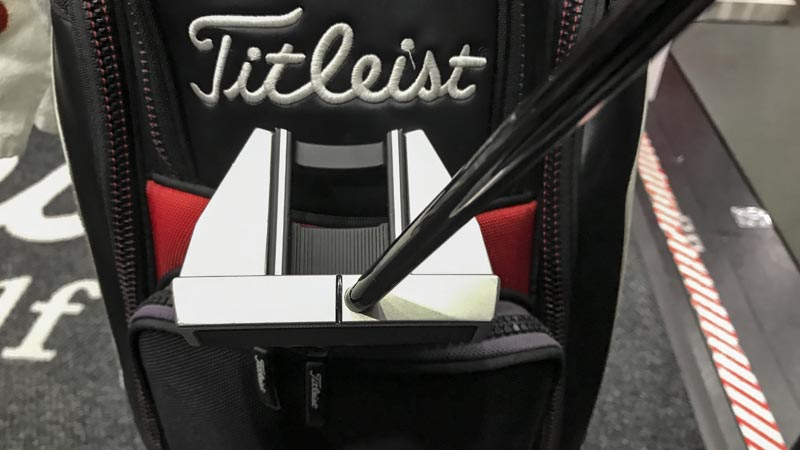 "The ""S"" in Futura T5S signifies straight shaft."