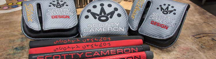 Customize Your Cameron at shop.scottycameron.com