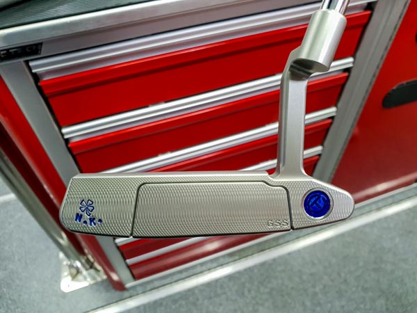 Select Newport 2 Tour putter
