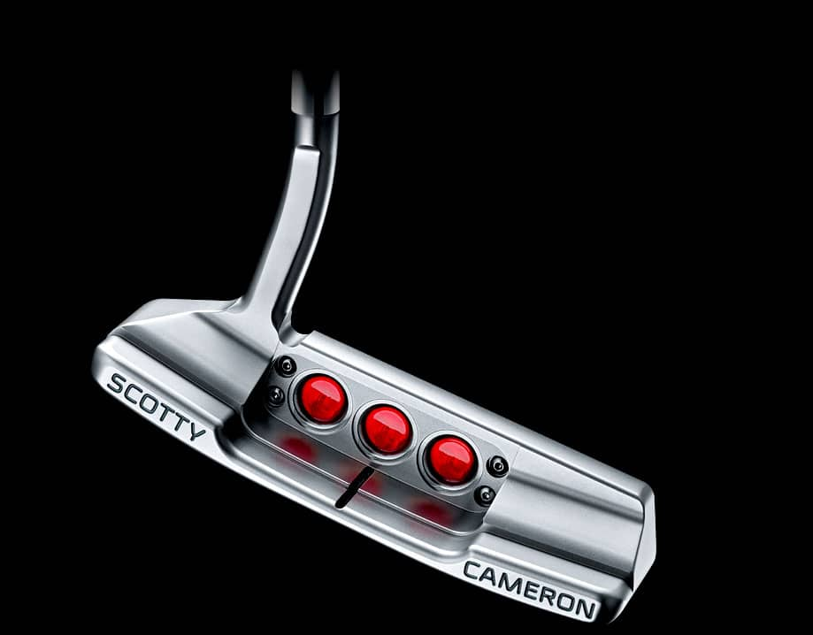 Scotty Cameron 2016 Select Newport 2.5 milled putter back