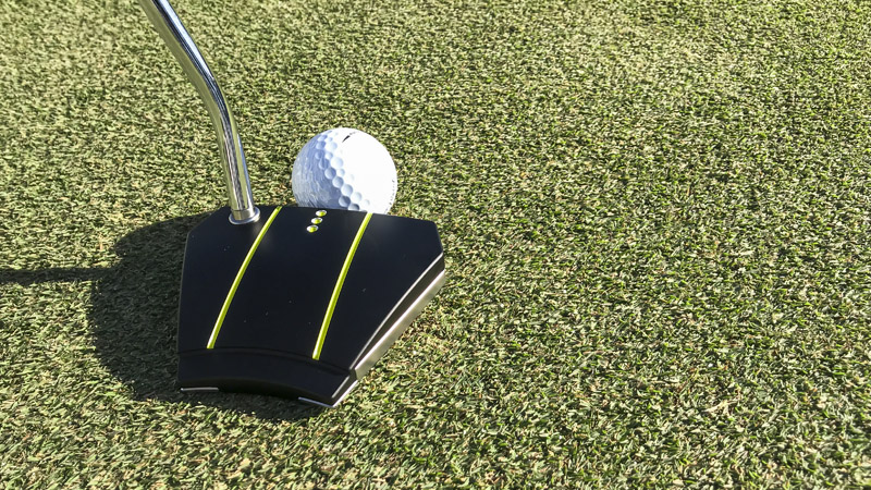 New year. New ideas. New putters.
