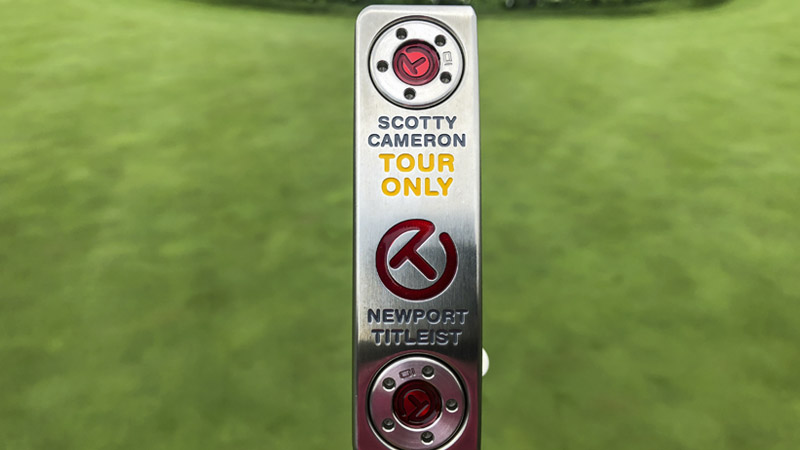 Select Newport (TNP) Tour putter