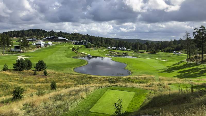 The Hills Golf & Sports Club Sweden.