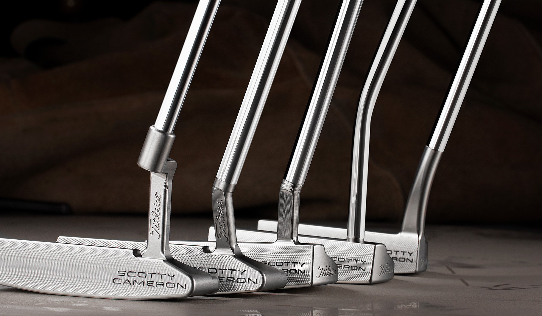 Image of necks on New Special Select Putters