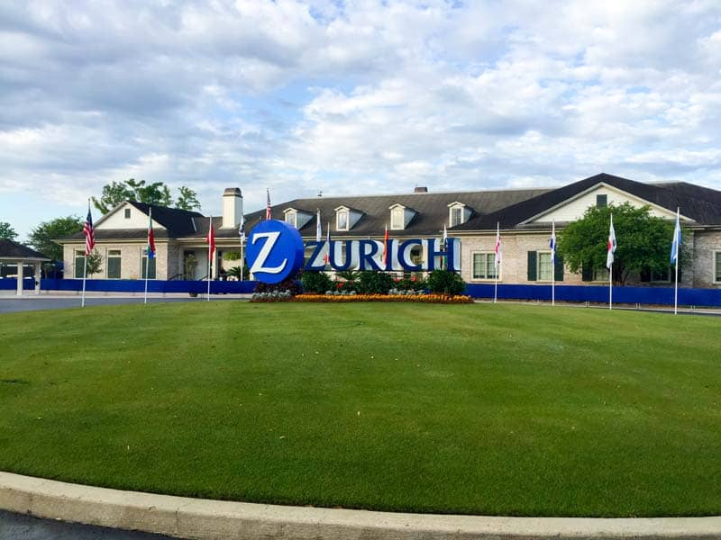 The PGA Tour stops in Louisiana this week for the Zurich Classic.
