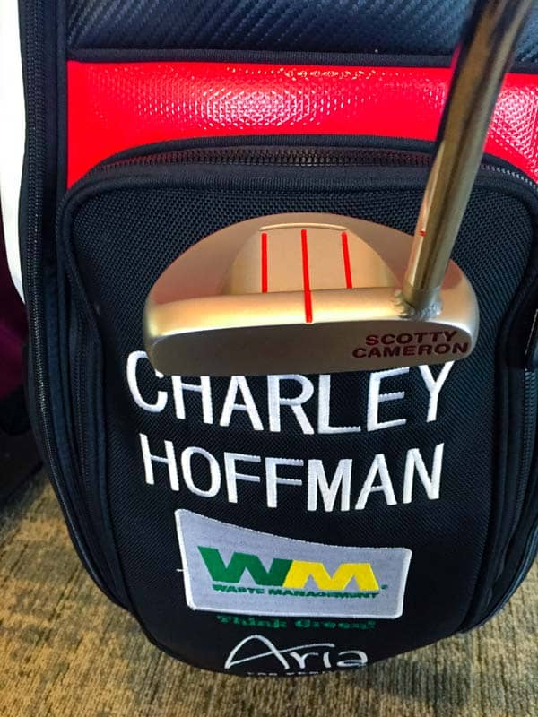 Scotty completely customized Charley's GoLo 5 by rounding nearly every corner.