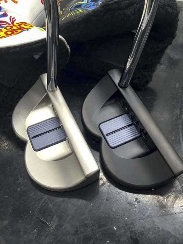 Tour Only GOLO 6 putters
